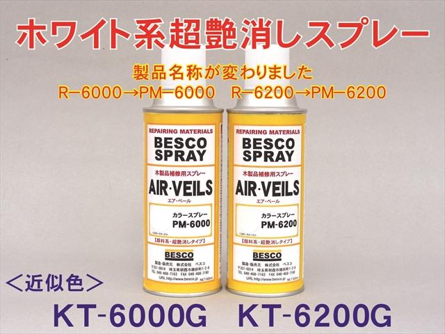 カラースプレー PM-6000・PM-6200
